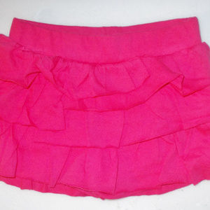 Circo Toddler Girls Tiered Skorts 3T or 4T NWT